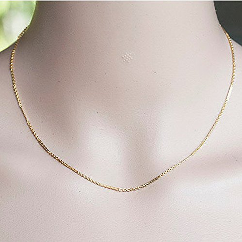 delicate necklace yeheli products gold il