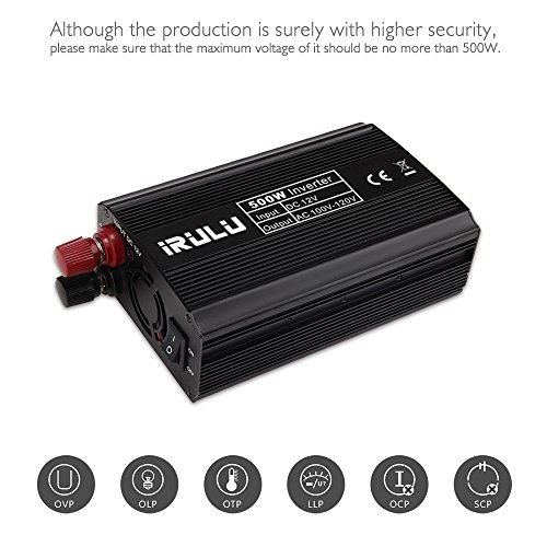 irulu-500w-power-inverter-for-car-dc-12v-to-110v-ac-automatic-converter-with-42a-dual-usb-charger-for-laptopgameblendercoolercell-phonetablet-black