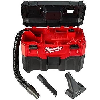 Milwaukee 0880 20 18 Volt Cordless Wet Dry Vacuum Shop