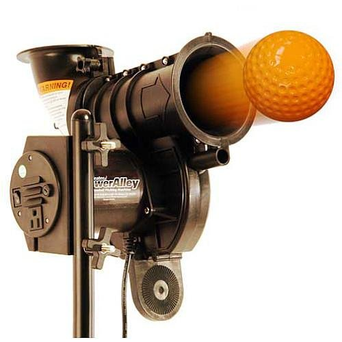 Heater Sports Power Alley Lite Baseball Machine by Heater Sports