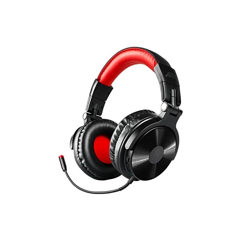 Bluetooth Bass Headphones, OneOdio 30 Hr