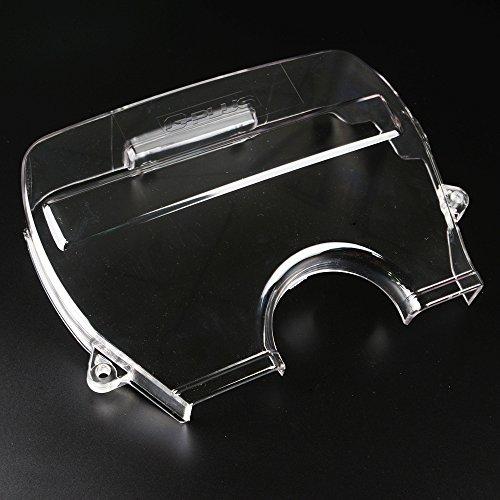 Transparent Clear Cam Timing Belt Cover Fit For Toyota Supra JZA70 / Soarer JZZ30 / Chaser Cresta JZX91 / Toyota Mark II JZX81 JZX90 1JZ-GTE