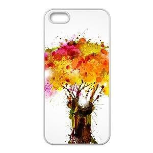 Graffiti-Art Hight Quality Plastic Case for Iphone 5s