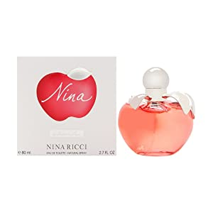 Nina By Nina Ricci For Women. Eau De Toilette Spray 2.7-Ounces (Packaging May vary)
