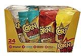 corn nuts chips - Corn Nuts Crunchy Corn Kernels Variety Pack - 1.7 oz. - 24 pk
