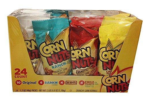 (Corn Nuts Crunchy Corn Kernels Variety Pack - 1.7 oz. - 24 pk)
