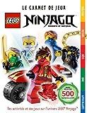 LEGO Ninjago : Le Carnet de jeux