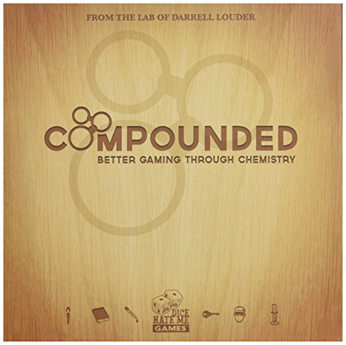 Compounded Board Game by Greater Than Games