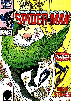 Spider-Man: Web of, The, Edition# 24 -