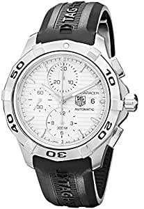 TAG Heuer Men's CAP2111.FT6028 Aquaracer Chronograph Watch
