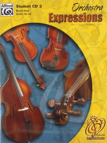 Orchestra Expressions, Book One Student Edition (CD)