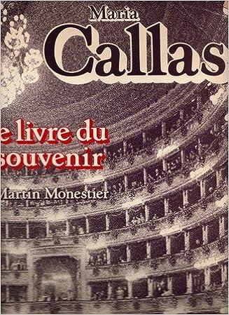 Livres Maria Callas pdf, epub