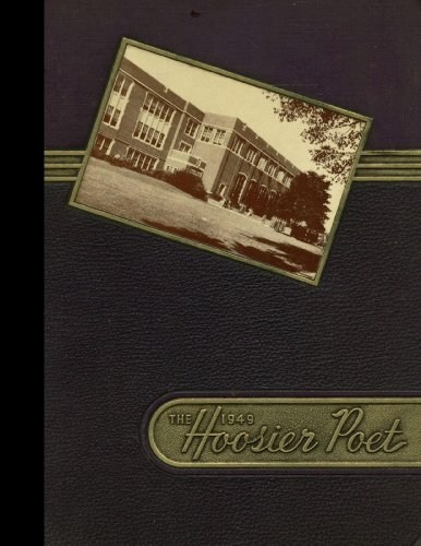 (Reprint) 1949 Yearbook: James Whitcomb Riley High School, South Bend, Indiana -