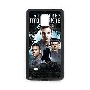 WEUKK Star Trek Into Darkness Samsung Galaxy Note4 phone case, diy phone case for Samsung Galaxy Note4 Star Trek Into Darkness, diy Star Trek Into Darkness cover case