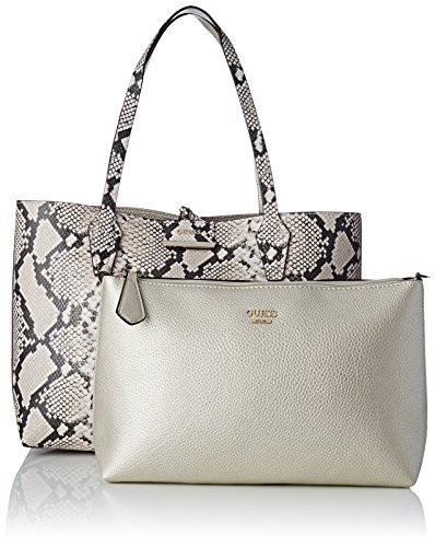 Bags portés Pythoncha Multicolore Hobo Sacs Natural épaule Guess Owqtdq