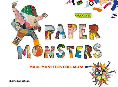 Paper Monsters: Make Monster (Paper Zoo)
