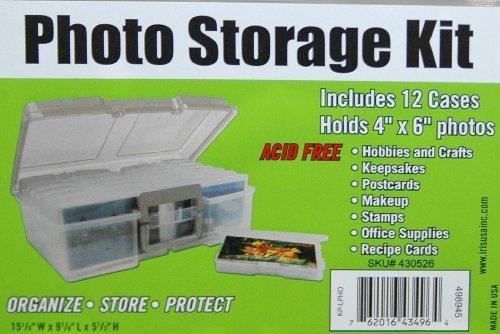 Photo Storage Kit (Gray)