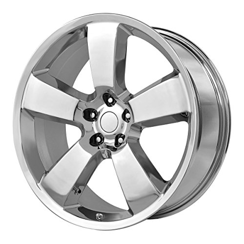 OE Creations | 119C-2299018 | 22 Inch | Dodge Charger SRT8 | PR119 Wheel/Rim | Chrome | 22x9 Inch | 5x115/5x115.00 | 18mm