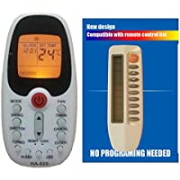 Replacement Comfort Breeze Slip Unit Air Conditioner Remote Control R71a/e