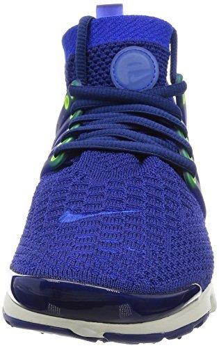 26876bba901 Galleon - Nike AIR PRESTO FLYKNIT ULTRA Womens Fashion-sneakers 835738-401 10  - Deep Royal Blue Summit White 401