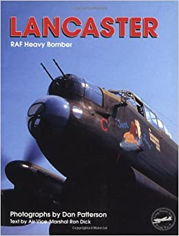 Book Lancaster RAF Heavy Bomber (Living History Series: World War II)