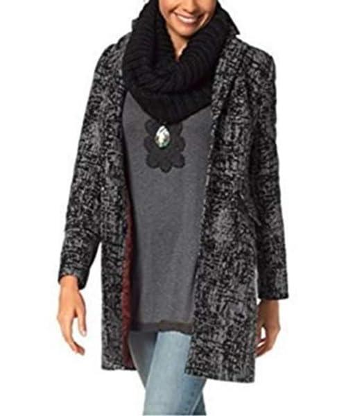 Mantel Wollmantel Damen Von Boyens Amazonde Bekleidung