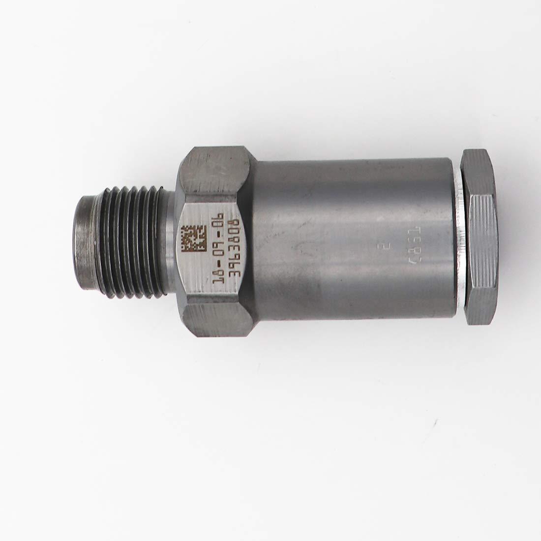 KIPA Fuel Pressure Relief Limiter Valve For 2003-2007 Dodge CUMMINS 5.9 DIESE Engines Ram 2500 3500 OEM Part Number 3963808 3947799