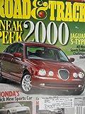 1999 Volvo S80 / 1999 BMW M Roadster / 1999 Mercedes SLK 230 / 1999 Porsche Boxster / 2000 Jaguar S Type Magazine Article