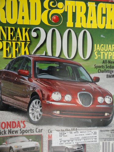 1999 Volvo S80 / 1999 BMW M Roadster / 1999 Mercedes SLK 230 / 1999 Porsche Boxster / 2000 Jaguar S Type Magazine Article