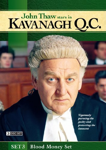 Best of British Kavanagh QC Set Three: Blood Money (John Thaw) (Polyester Shape Decal)