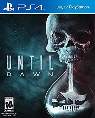 Until Dawn  - PlayStation 4 [Digital Code]