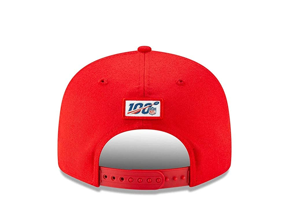 New Era Tampa Bay Buccaneers 9FIFTY NFL Official 2019 Draft Snapback Hat