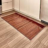 iDesign Formbu Bamboo Floor Mat