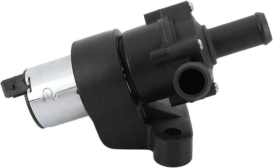 Akozon Zus/ätzliche Zusatzk/ühlwasserpumpe C2C6517 Passend f/ür S-Typ XF XJ8 XJR XFR 2002-2010