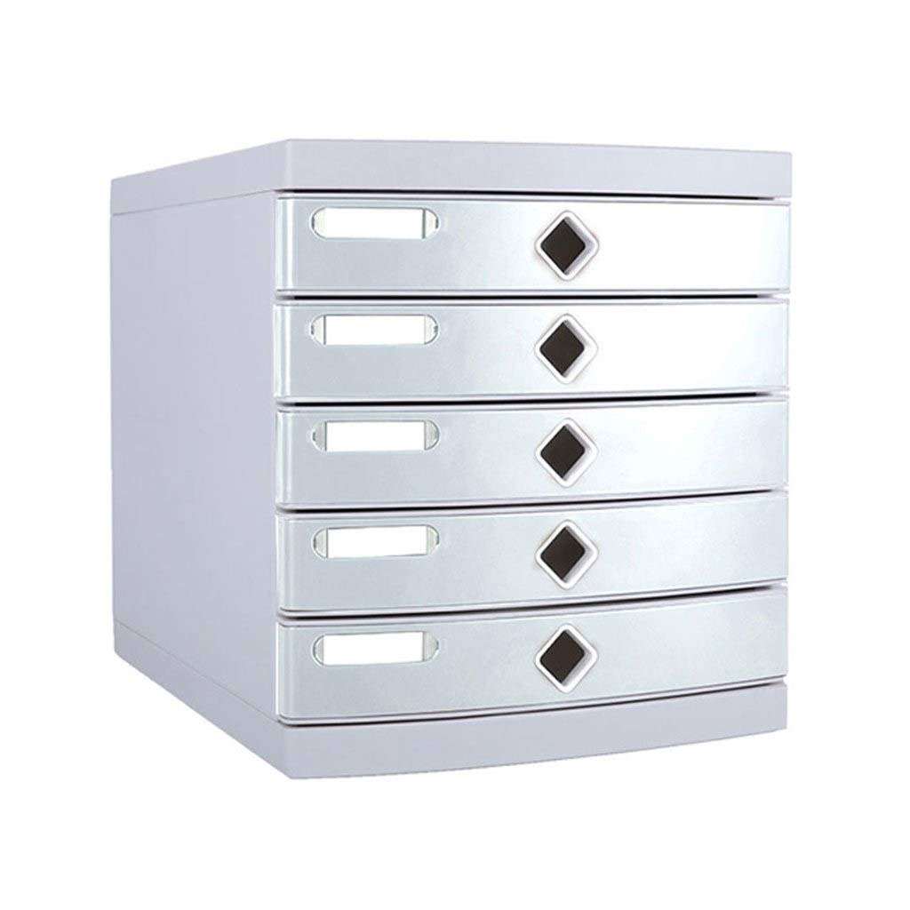 File Cabinet Office Desktop Modern Fashion Filing Cabinets Data Stationery Storage Box Flat File Cabinets 5 Layer Drawer