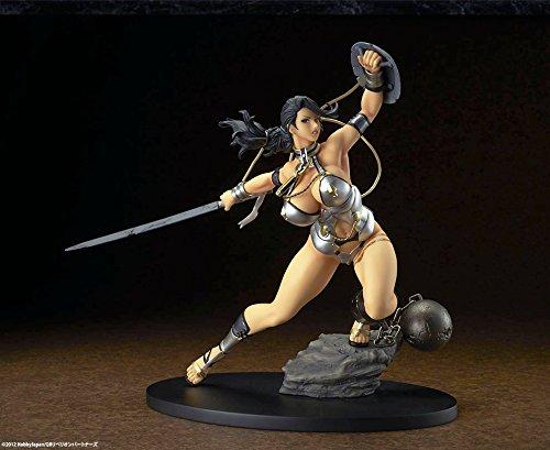 Q-Six Queen's Blade Rebellion: Branwen Ginryu 1:6 Scale PVC Figure