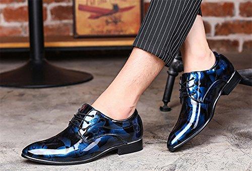 Xie Scarpe Casual 49 casual blu up Fashion 37 uomo Casual da Lace Plus rURxqSrwT