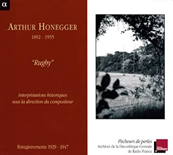 HONEGGER RUGBY DOWNLOAD