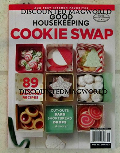 Good Housekeeping Cookie Swap Special Edition 89 Best Christmas Recipes Cut Outs