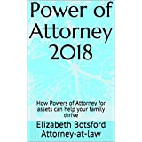 Power of Attorney 2018: How Powers of Attorney for assets can help your family thrive (Estate Planning for Busy People)