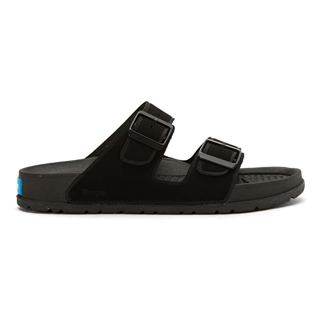 f915a02f00f6 People Footwear Men s Lennon Sandal Really Black Really Black 11 M   Amazon.co.uk  Shoes   Bags
