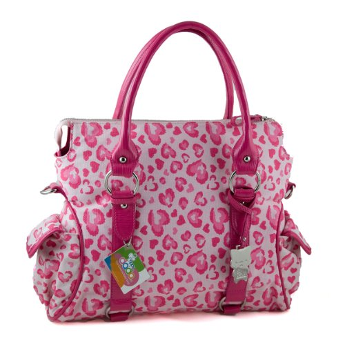 Yippydada Amore - Bolso cambiador, color rosa