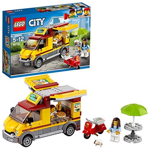 [해외] 레고 (LEGO) 시티 피자 샵 트럭 60150