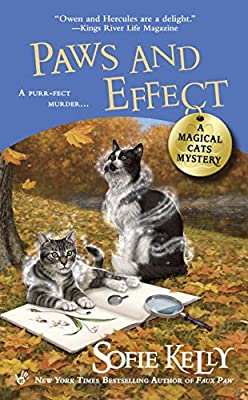 Paws and Effect: A Magical Cats Mystery