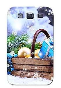 QlUBoTC5526Rspsg Faddish For Christmas Case Cover For Galaxy S3