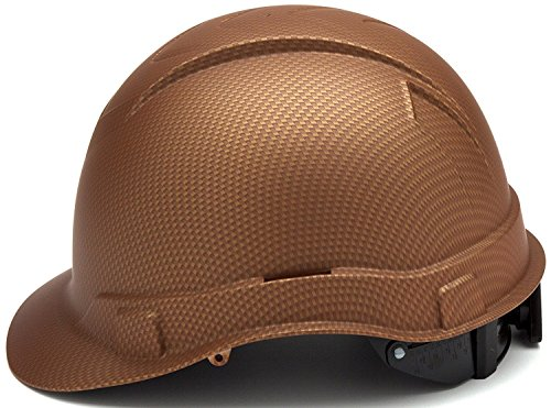 Pyramex Hard Hat Cap with Ratchet Suspension Cooper Pattern