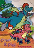 Dragon Tales Coloring & Activity Book ~ Come & Play