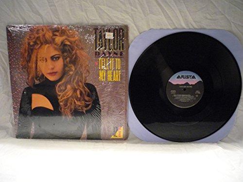 "Taylor Dayne - Tell It To My Heart Label: Arista - AD1-9611 1987 12"" Vinyl Record Single - Original US Pressing EX VG++"