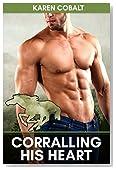 Corralling His Heart: (BBW Shifter Romance)