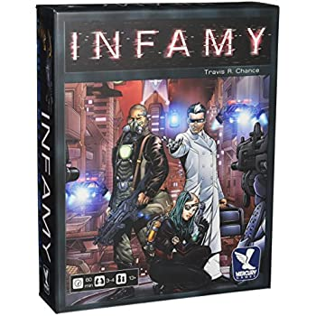 Infamy Board Game